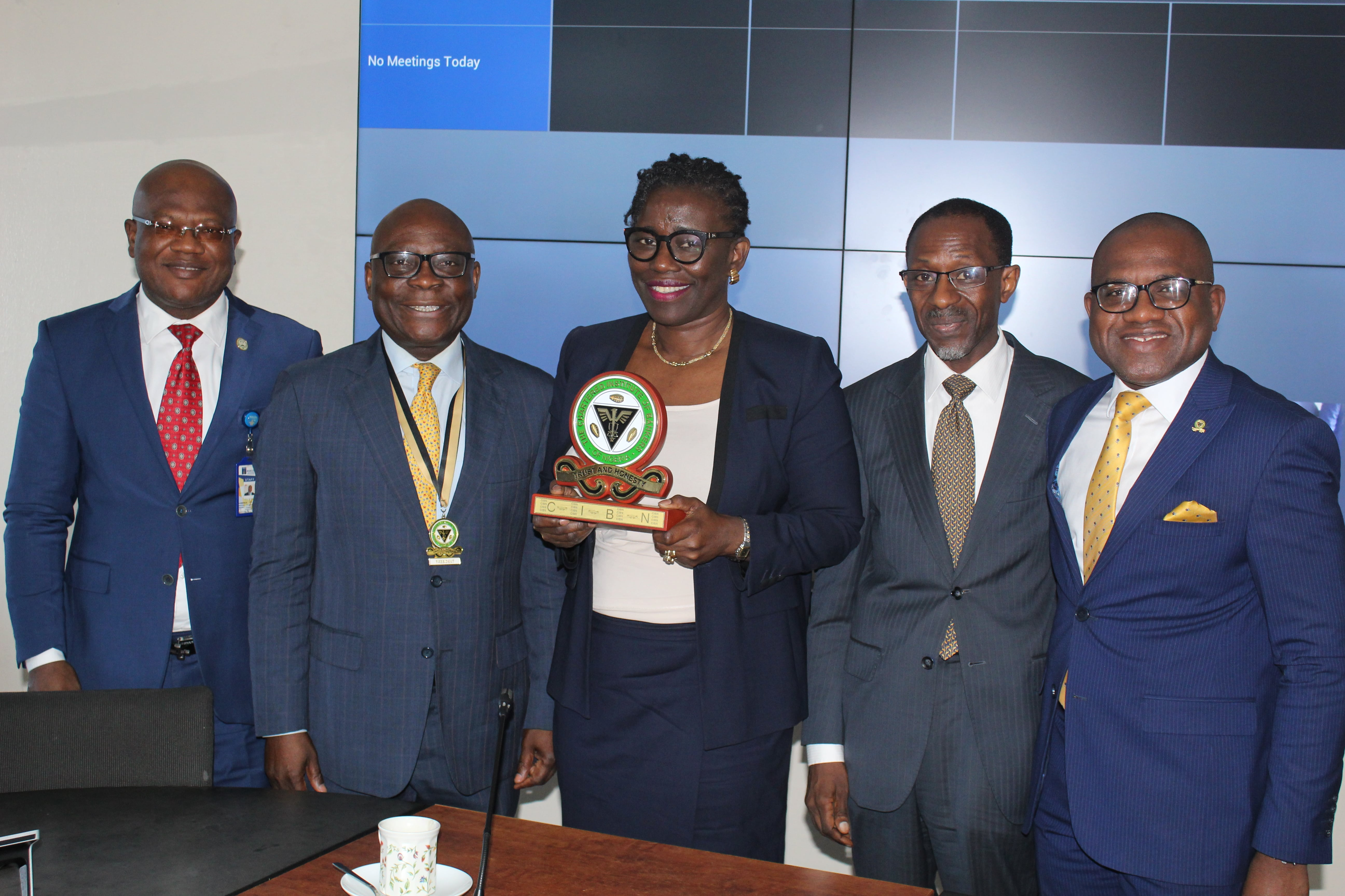 Stakeholders Engagement with FSDH Merchant Bank PLC