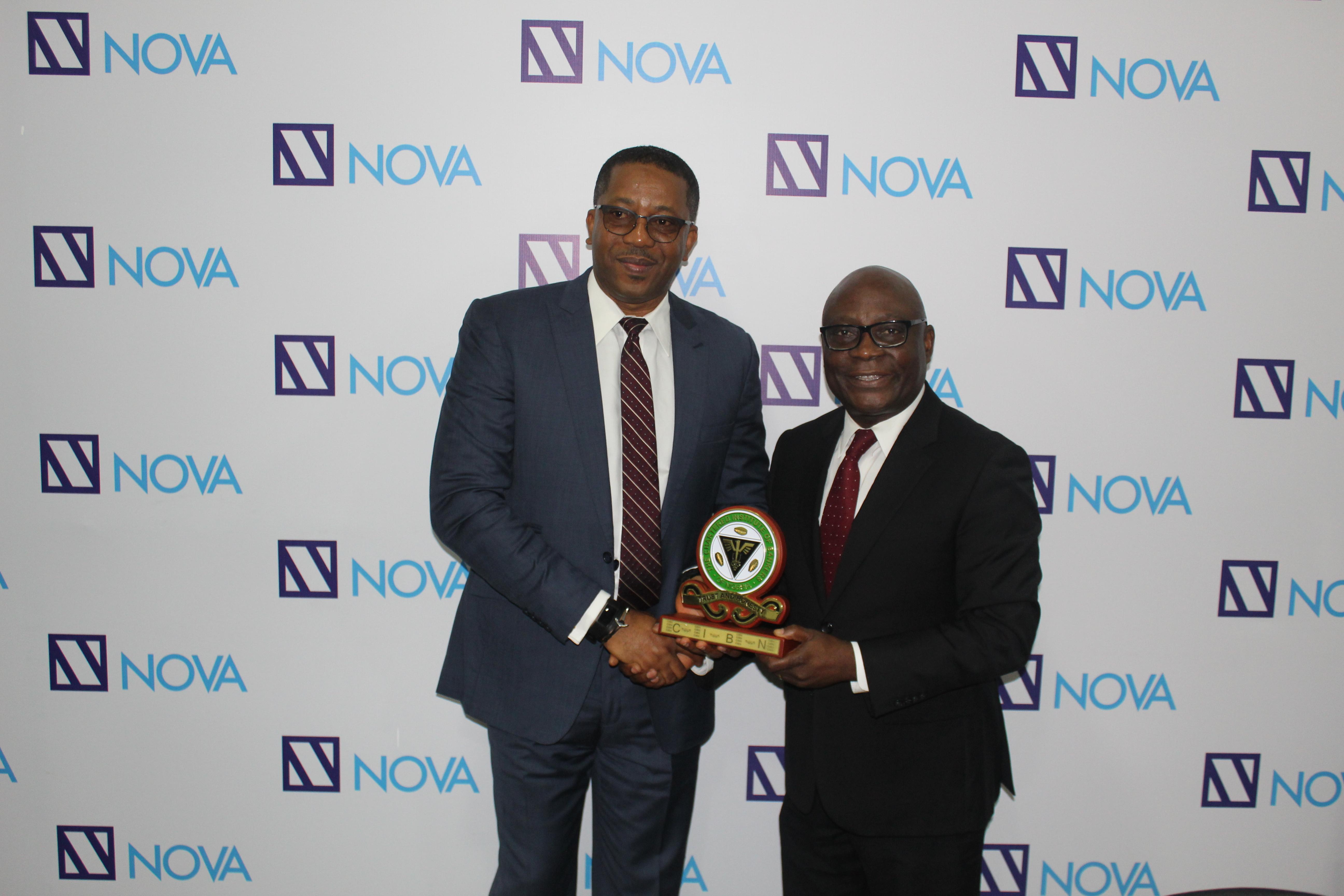 Stakeholders Engagement with NOVA Merchant Bank PLC